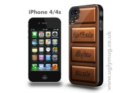 No Carbs before Marbs iPhone 4/s case