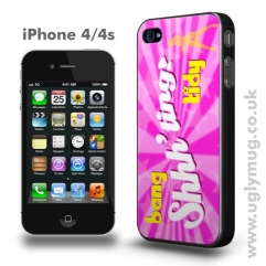 Shh'ting iphone 4/x case