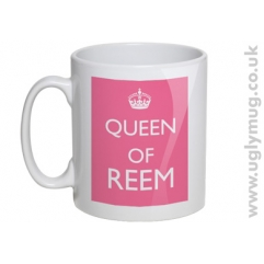 Queen of REEM - Mug