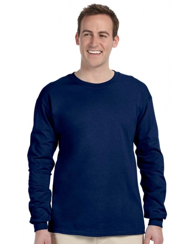 Classic Fit Adult Long Sleeve Shirt