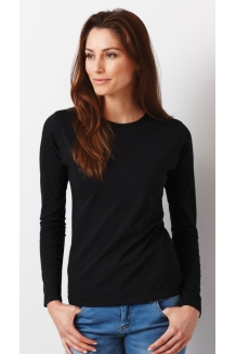 Ladies Long Sleeve T-Sh..