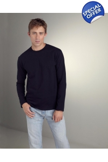 Euro Fit Adult Long Sleeve T..