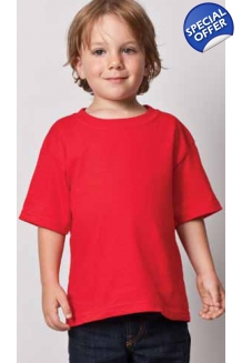 Toddler T-Shirt, Gildan Plai..