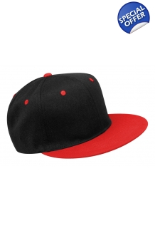 Two Tone Snap Back..