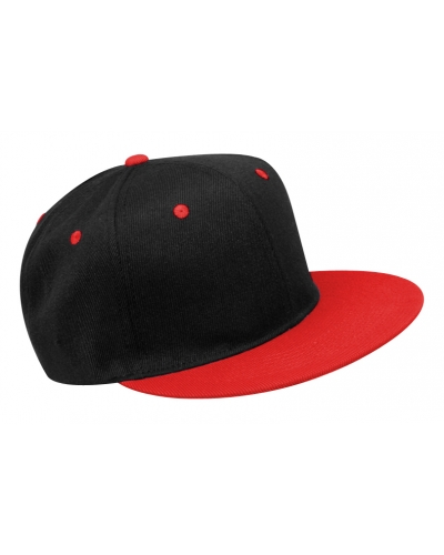 Two Tone Snap Back Cap