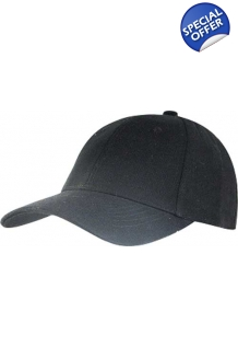 Value 6 Panel Brushed Cotton..