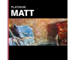 PLATINUM MATT 280gsm 17'' x 15m Roll