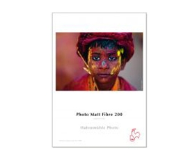 Photo Matt Fibre 200gsm A/2 25-Shts