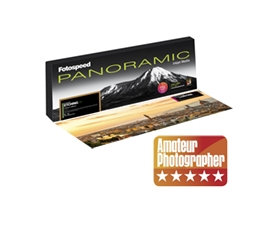 Panoramic Test Pack 270gsm 210 x 594mm 4 Sheets of all 6 Papers