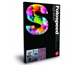 Fotospeed Smooth Cotton 300gsm A/3 Plus 25-Shts