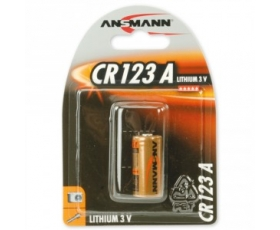 A123 3V Lithium Battery