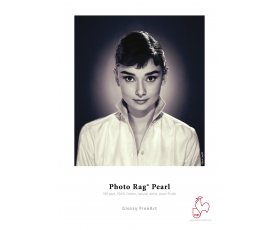 PHOTO RAG PEARL 320gsm 17'' x 12m Roll