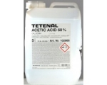 Acetic Acid 60%  5-litre