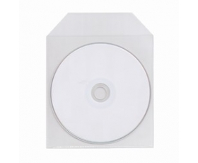Poly CD Pocket 100-Pkts