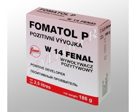 Fomatol P Paper Developer 2.5l