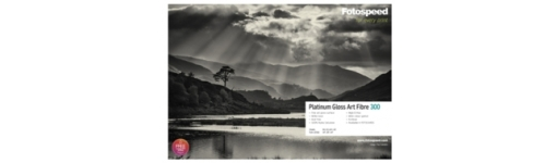 Platinum Gloss Art Fibre 300gsm