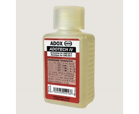 ADOX ADOTECH IV 100ml low contrast dev for CMS20