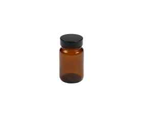 Glass Powder Jar 100-ml