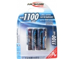 Ansmann AAA Rechargeable 4-Pack