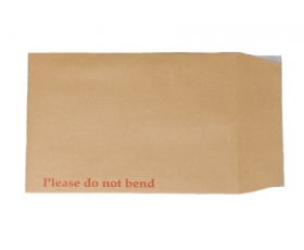 BOARDBACKED ENVELOPES 8.5 x 10.5'' 25
