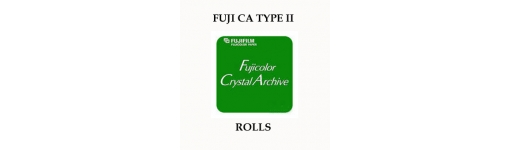 CRYSTAL ARCHIVE TYPE 2 ROLLS