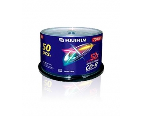 Fuji 700MB CD-R 50 on Spindle