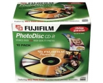 Fuji 700MB CD-R Photo Disk + Jewel Case 10 pack
