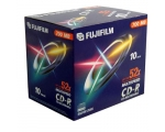 Fuji 700MB CD-R + Jewel Case 10 pack