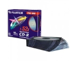 Fuji 700MB CD-R + Slim Jewel Case 10 pack