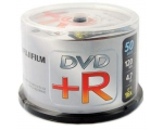 Fuji DVD+R 4.7GB 50 on Spindle