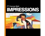 FT CANVAS MATT IMPRESSIONS 360gsm 44'' x 15m - R..