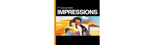 FT CANVAS MATT IMPRESSIONS 360gsm