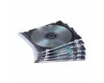CD Jewel Case Clear Pack of 25