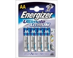 AA 1.5V Lithium Battery 4-Pack