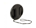 62mm Lens Cap + Retainer