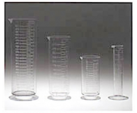 MEASURING CYLINDERS 300ml