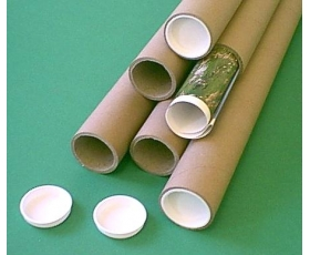1143 x 102mm - 45 x 4'' Postal Tube 1.5mm Thick