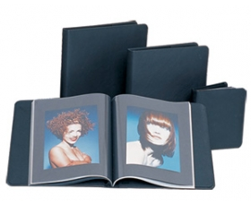 LEATHER HIDE BOOKS A/3
