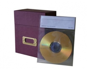 Secol CD Archival Sleeves Pack of 25