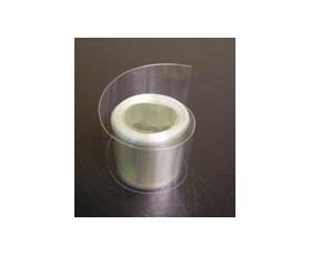 Clear Polyester Lipped Sleeving 120mm x 100m 300'