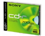 Sony CD-R 700MB 1 Disk