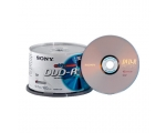Sony DVD-R 4.7GB 50 on Spindle