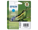 Epson T0332 Cyan Ink Cartridge 17-ml