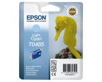 Epson T0485 Light Cyan Ink Cartridge 13-ml