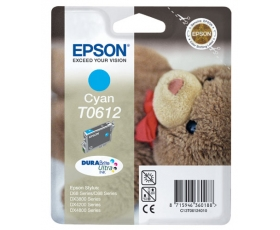 Epson T0612 Cyan Ink Cartridge 8-ml