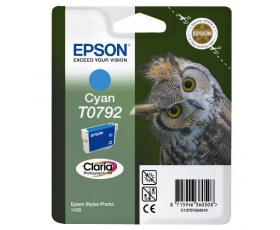 Epson T0792 Cyan Ink Cartridge 11.1-ml