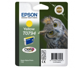 Epson T0794 Yellow Ink Cartridge 11.1-ml