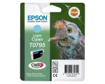 Epson T0795 Light Cyan Ink Cartridge 11.1-ml