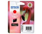 Epson T0877 Red Ink Cartridge 11-ml