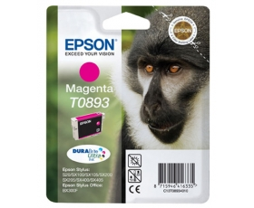 Epson T0893 Magenta Ink Cartridge 3.5-ml